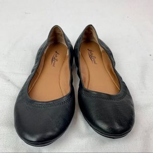 Lucky Brand Shoes - Lucky Brand Emmie Ballet Flats Soft Black Leather